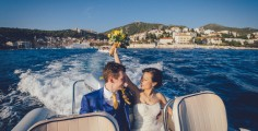 wedding photographer in Hvar